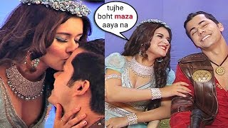 Avneet Kaur SHY Reaction On Kissing Siddharth In Aladdin Naam Toh Suna Hoga