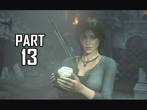 Rise of the Tomb Raider Walkthrough Part 13 - The Atlas (Let's Play Gameplay Commentary)