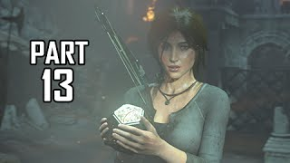 Rise of the Tomb Raider Walkthrough Part 13 - The Atlas (Let
