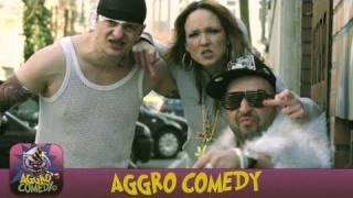 AGGRO COMEDY - 02 - PUSSYTERROR PROLLS FEAT FIFTY SVEN - GANGSTERKABARETT