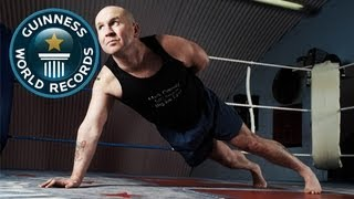 Record holder profile: Paddy Doyle -