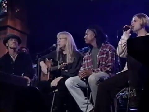 dc Talk - I Wish We'd All Been Ready (Live) [with Larry Norman] - 1994