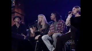 Repeat youtube video I Wish We'd All Been Ready (Live) [with Larry Norman] - 1994