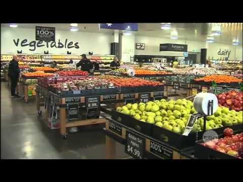 Supermarket super-profit