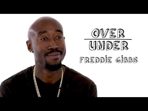 Freddie Gibbs Rates Birthday Booty, Chuck E. Cheese, and White Boy Drugs | Over/Under mp3