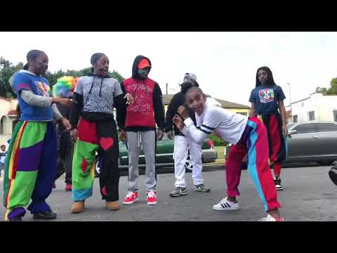 RAW STREET DANCERS TAKE OVER! l Tommy the Clown l OfficialTsquadTV