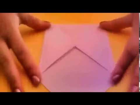 Molto Busta da lettera fai da te!! - YouTube QG47