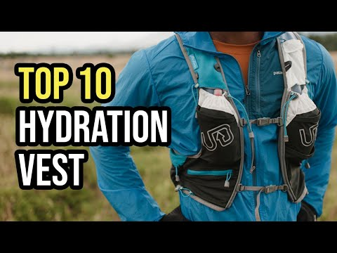 Hydration Vest (2020 Best Top 10)