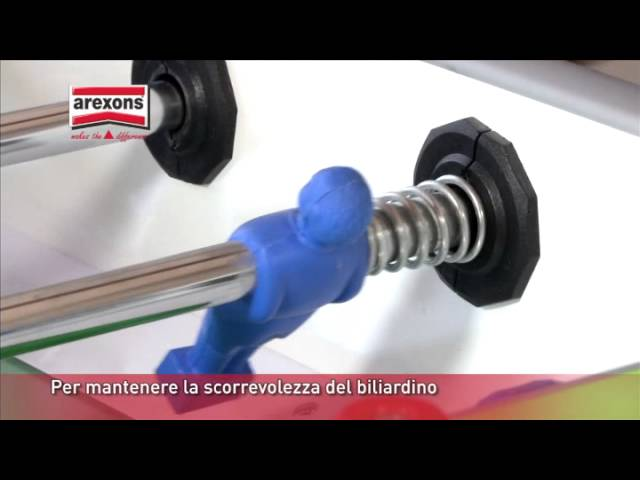 Svitol Sport lubrifica e protegge le attrezzature sportive