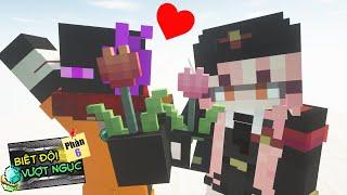 Minecraft Biệt Đội Vượt Ngục (Phần 6) #6- CUỘC TRUY TÌM KỊCH TÍNH CỦA JAKI 👮 vs 😤