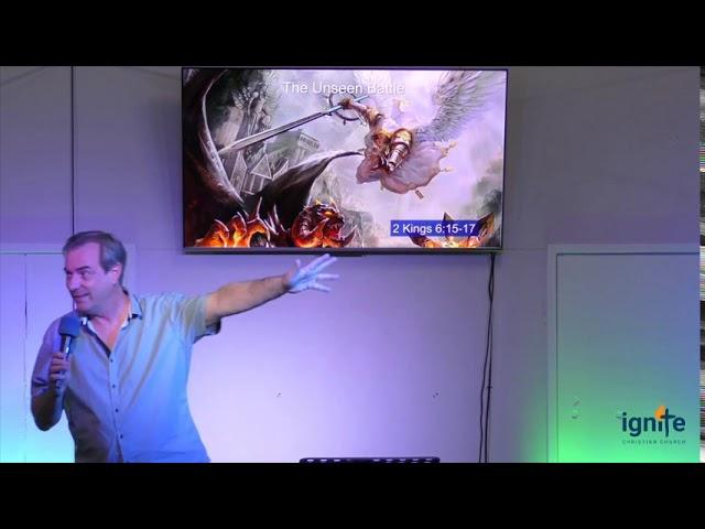 Ps Darin Browne : Angels & Demons - Part 1