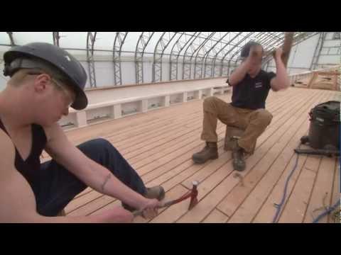 Maritime Shipbuilding Trailer
