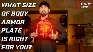 How to Measure f๐r the Correct Size of Body Armor Plate - Spartan Armor Systems Body Armor 101