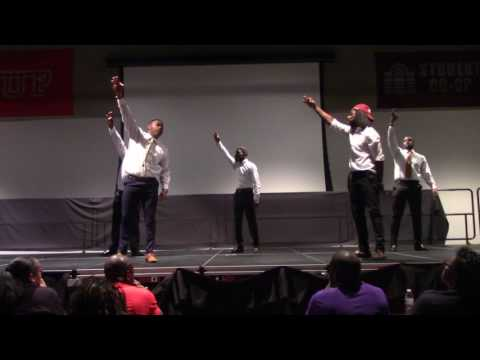 IUP Greek Week Step and Stroll Competition Pt. 2