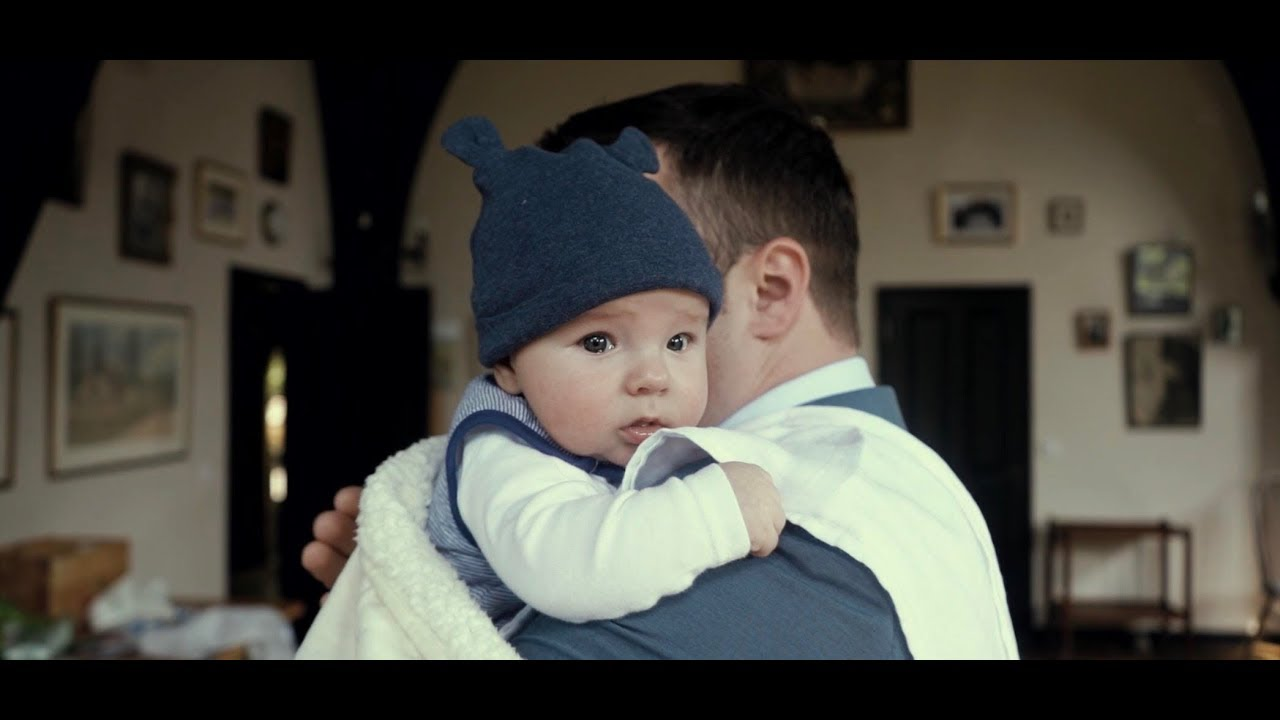 THE CHRISTENING OF SEBASTIAN TABUS | CINEMATIC BAPTISM