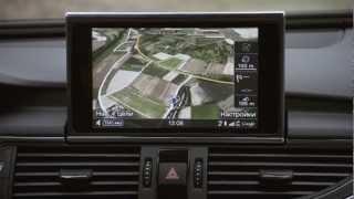 All new Audi A6 Allroad Quattro 2012