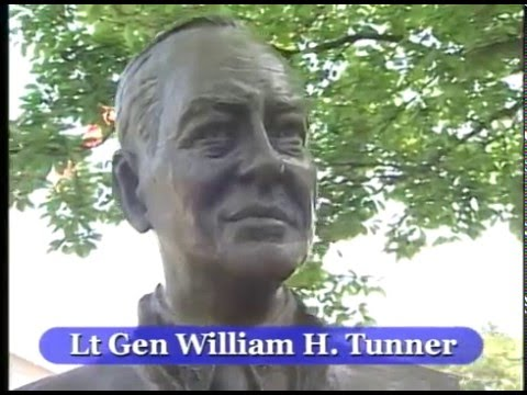 1989 A/TA Hall of Fame Tribute to Lieutenant General William Tunner