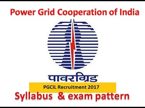 Power grid cooperation of india vacancy