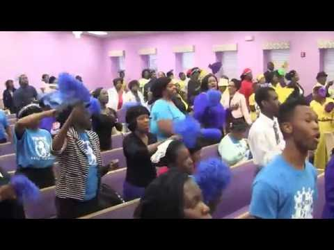 Youth Conference 2016  If You Miss Me Praise Break