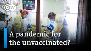Corona and the fourth wave: A pandemic for the unvaccinated? | To The Point