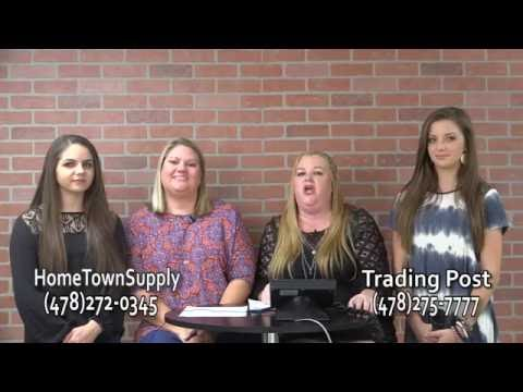 Dublin Trading Post 10-11-16 with Lady Raiders Volleyball