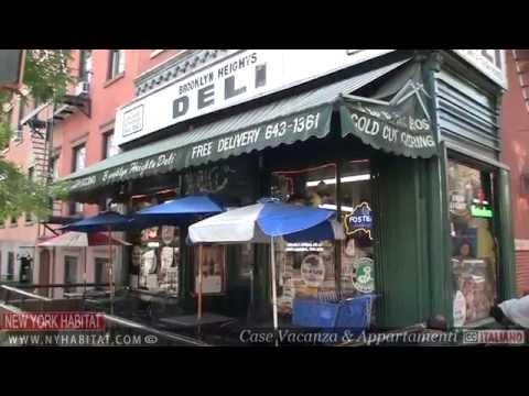 New York – Video tour di Brooklyn Heights, Brooklyn (Parte 1)