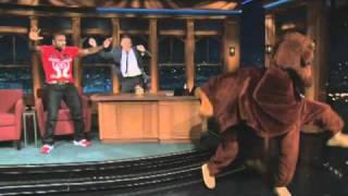 Craig Ferguson - Secretariat Dance!