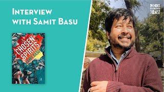 Samit Basu on Books on Toast