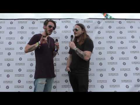 Of Mice And Men Interview Download Festival 2017