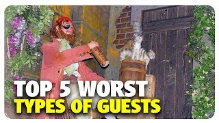 TOP 5 WORST Guests at Disney Parks | Best & Worst | 06/28/17