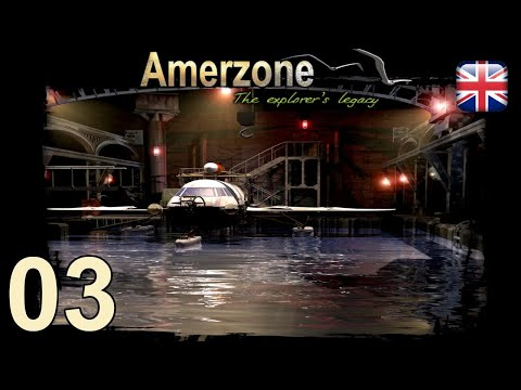 Amerzone: The Explorer's Legacy - [03] - [Chapter Three] - English Walkthrough - No Commentary |