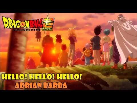 Hello! Hello! Hello! (Dragon Ball Super ending 1) cover latino by Adrian Barba