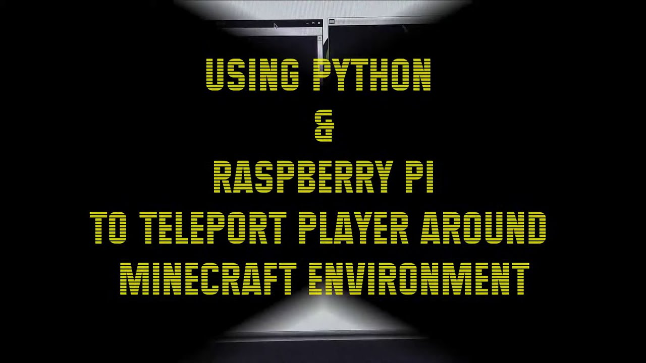 Minecraft API - TeCoEd (Teaching Computing Education)