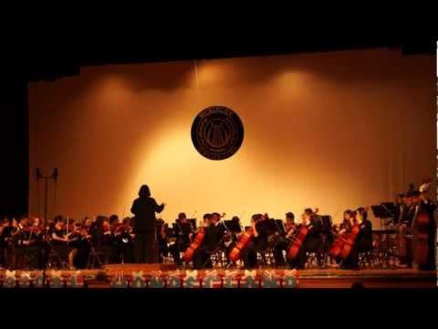 President William McKinley High School WINTER CONCERT 2012