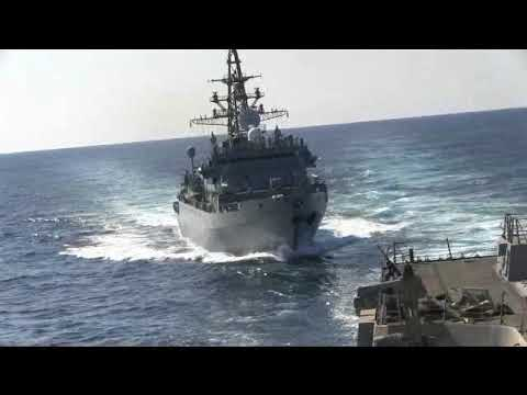 Aggressive Approach by a Russian Navy ship on USS Farragut (DDG 99)