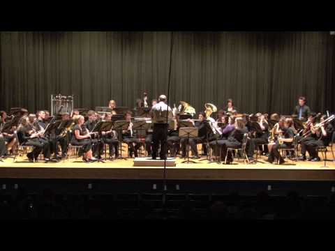 Campbell County High School Symphonic Band, At Dawn They Slept, Jay BoCook