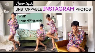Smart Phone Photography Tips and Tricks/ Creative instagram pictures 2019/ Giveaway 📷
