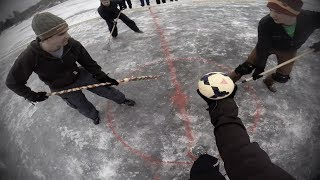 Merryman Broomball Tournament 2014 (GoPro Edit)