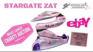 Stargate Breast Cancer Awareness Charity Zat - Stitch's Loft Oct 2016
