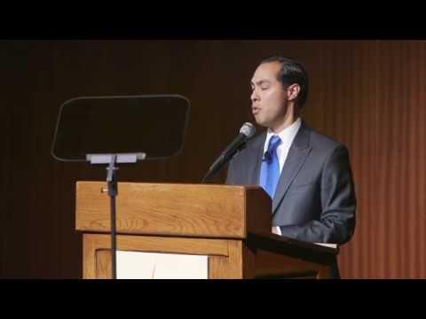 Reimagining Cities 2015: Keynote Speech by Secretary of HUD Julián Castro
