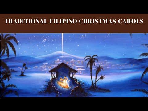 Traditional Filipino Christmas Carols  with Lyrics