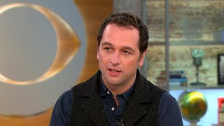 "Actor Matthew Rhys on ""The Post,"" Daniel Ellsberg's ""clarity of intention"""