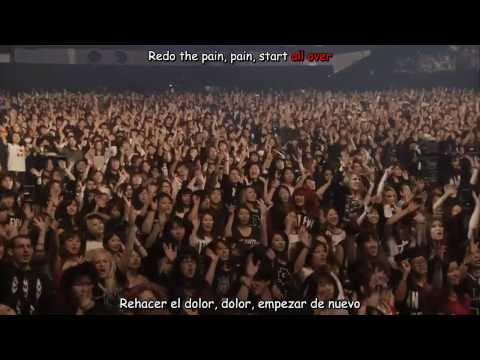 the GazettE-Blemish-LIVE-Sub Español-English