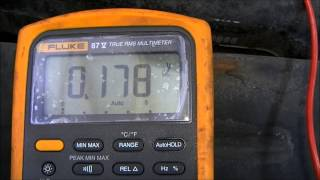 Voltage Drop Testing The Charging System