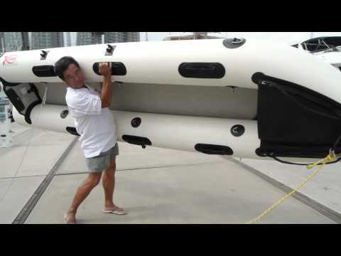 Setup Inflatable Boat / Inflatable Kayak
