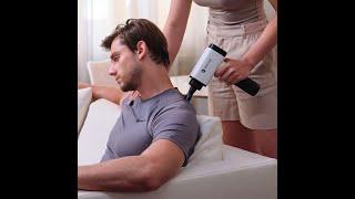 Перкуссионный массажный пистолет impulse device sport стринги женские aliexpress