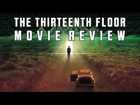 The Thirteenth Floor | 1999 | Movie Review | Sci-Fi |
