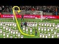 ⚽️ Top 10 Famous Curved Free Kicks ⚽️