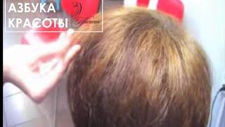 видео Безопасное осветление волос (маска-смывка)