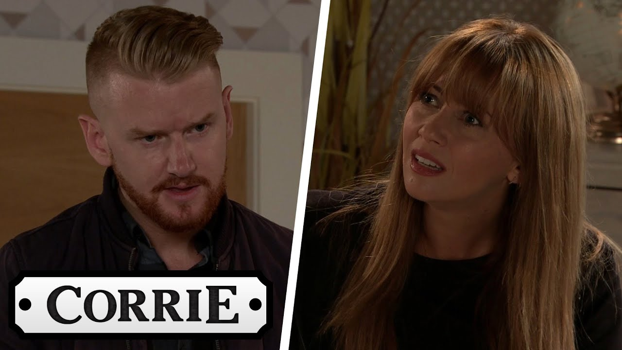 Maria Confronts Gary Over His Feelings For Sarah | Coronation Street